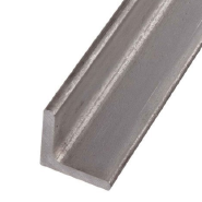 EN 10025-2 S275JR ms angle bar cut to size / construction angle iron / Steel angles for making shelves, brackets