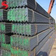 Hot DIP Galvanized 100X10 Angle Steel Sizes for shelving