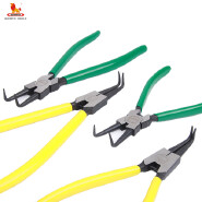 Professional Internal External Straight bent nose Circlip Pliers Set WHB150