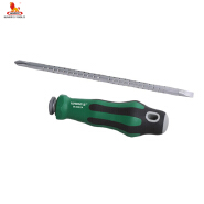 Multi-functional Two way 6mm multi screwdriver Adjustable Telescopic Screwdriver