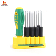 Precision Magnetic Screwdriver Bit Set for 8 in 1 telecommunication metalive tool kit