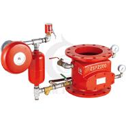 zsfz wet alarm check valve 200mm prices ZSFM100/150/200