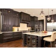Foshan Kejia Kitchen Co., Ltd. Solid Wood Cabinets