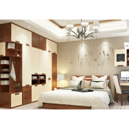 Foshan Kejia Kitchen Co., Ltd. PVC Membrane Closet