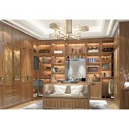 Foshan Kejia Kitchen Co., Ltd. Solid Wood Closet