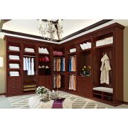 China modern colorful PVC cabinet wardrobe for bedroom