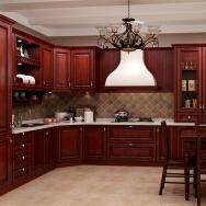 Foshan Kejia Kitchen Co., Ltd. PVC Membrane Cabinet
