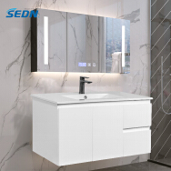 Zhongshan SEDN Kitchen & Bathroom Industrial Co., Ltd. Bathroom Cabinets