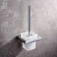 HIDEEP bathroom accessories stainless steel bathroom toilet paper holder black