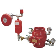 High Quality Automatic Fire Sprinkler Fighting Product Fire Wet Alarm Valve System