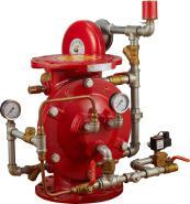 New Arrival bronze deluge alarm valves system