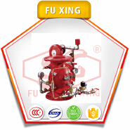 high quality fire fighting of deluge alarm valve with best price