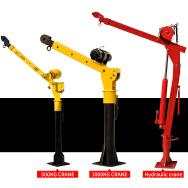 Hebei Jinteng Hoisting Machinery Manufacturing Co., Ltd Truck Crane