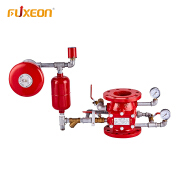China Made zsfg 100 red fire deluge alarm valve