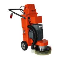 Dust-free concrete diamond epoxy floor grinder floor grinder machine floor hand grinder