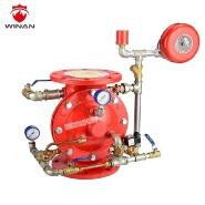 ZSFG series fire fighting sprinkler valve quick response fire extinguishing deluge valve