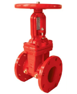 UL FM 200 PSI-OS&Y Type Flanged End Gate Valve