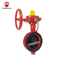 UL FM 200 PSI - OS and Y Type Flanged Grooved End Gate Valve