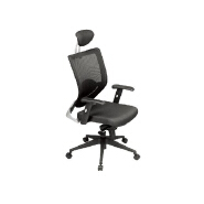 2020 New Arrival Modern Style office Manager Chair with headrest