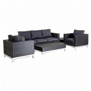 Garden furniture outdoor sofa set rope outdoor furniture Sun Lounger Specific Use General Use Outdoor