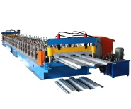 high quantity metal steel sheet decking floor production roll forming line