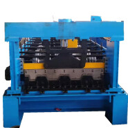 floor Metal steel profile deck roll forming machine for Mexico on sale