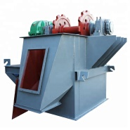 Z type gravel rice mill bucket elevator for packaging