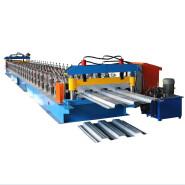 Galvanized Sheet Floor Deck Roll Forming Machine