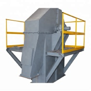 High quality ring chain types of bucket elevator