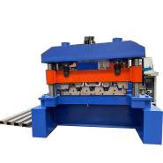 Galvanized Material Floor Board Steel Deck Rolling Forming Machine