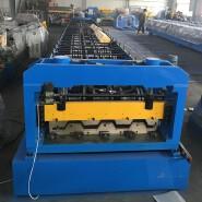 Steel Floor Decking Sheet Rolling Making Machine