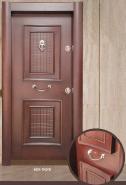 Home Exterior Turkish Armored Security Door Manufacturer