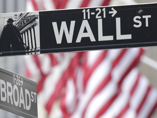 Dow ends at record high after Congress approves U.S. stimulus package