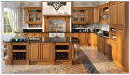 Guangdong New Diar Industrial Co., Ltd. Solid Wood Cabinets
