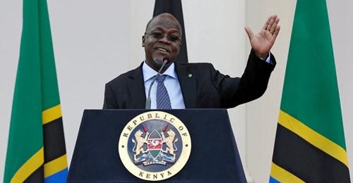Tanzania's President John Magufuli dead at 61