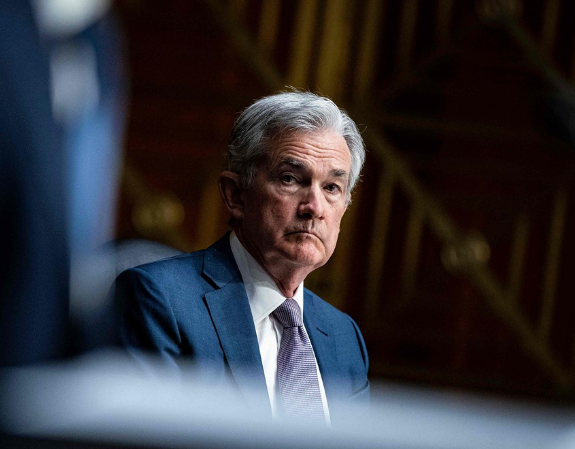 Fed Chair Powell: U.S. economy looks to be strengthening