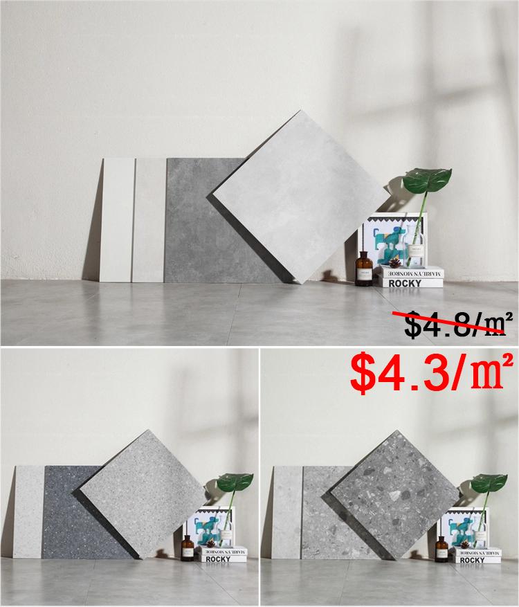 Grey good quality non slip rustic bathroom flooring ceramic tiles.jpg
