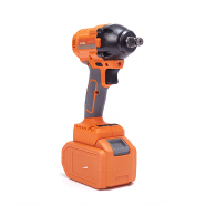 Yilong high quality power tools large 108VF lithium battery electric brushless wrench 10 batteries