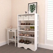 Caoxian Dayu Arts & Crafts Co., Ltd. Shoe Cabinet