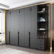 Foshan Haisheyunzao Furniture Co., Ltd. MDF Lacquer Closet