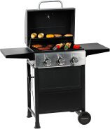 Outdoor Commercial Gas Charcoal Bbq Barbecue Grill Machine