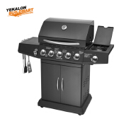Outdoor bbq gas grill Charcoal Bbq Barbecue Grill Machine