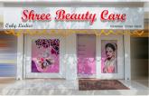 Beauty Parlour Design.