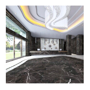 Wholesale marbles Cheapest China Manufacture marble tiles Dark Emporador Factory marble Price Polished Surface Design