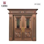 Foshan Nanhai Ling Xiu Jia Metal Products Co., Ltd. Security Door