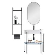 Foshan Qiangrui Ceramic Chemical Industry Co., Ltd. Bathroom Cabinets