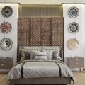 African traditional bedroom design