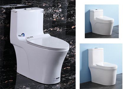 Every home deserves a minimalist toilet, details to show taste!