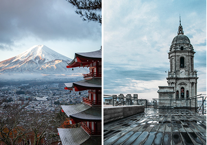 The difference you should know in building materials of different ancient architecture
