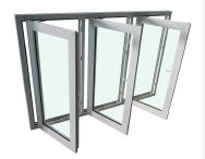 Firmabuild PVC window